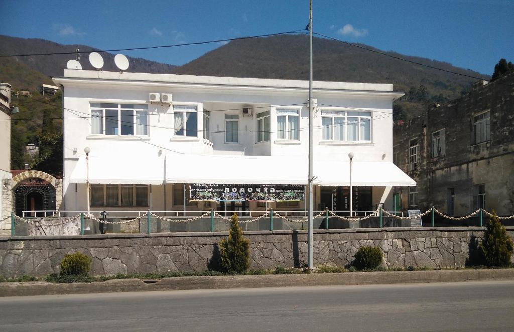 Отель Aкватория, Гагра, Абхазия