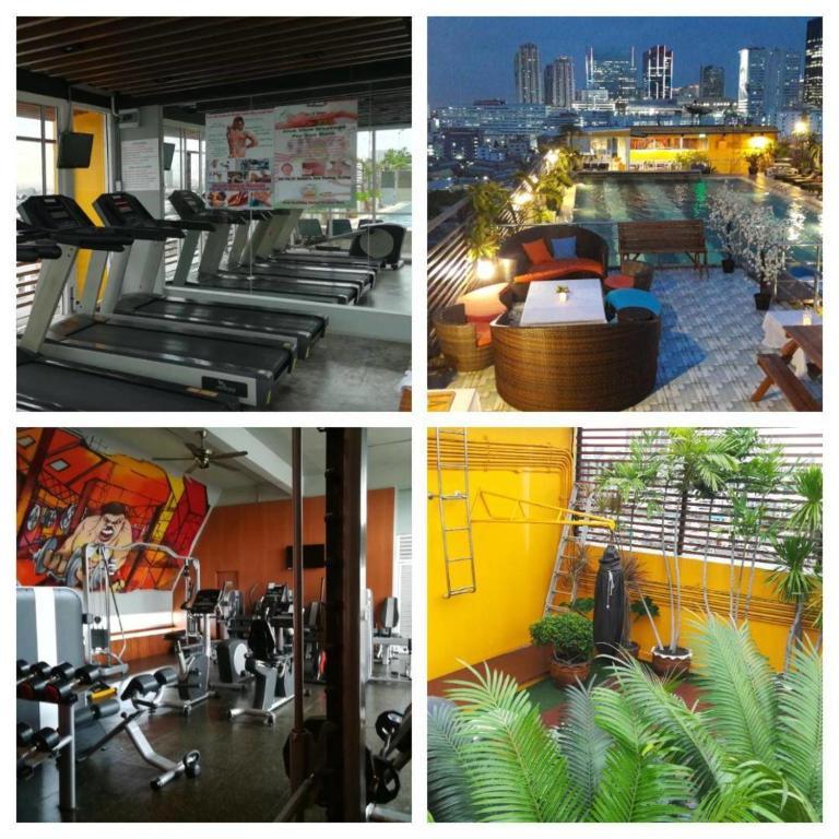 Апарт-отель Witchuwan Apartel, Бангкок