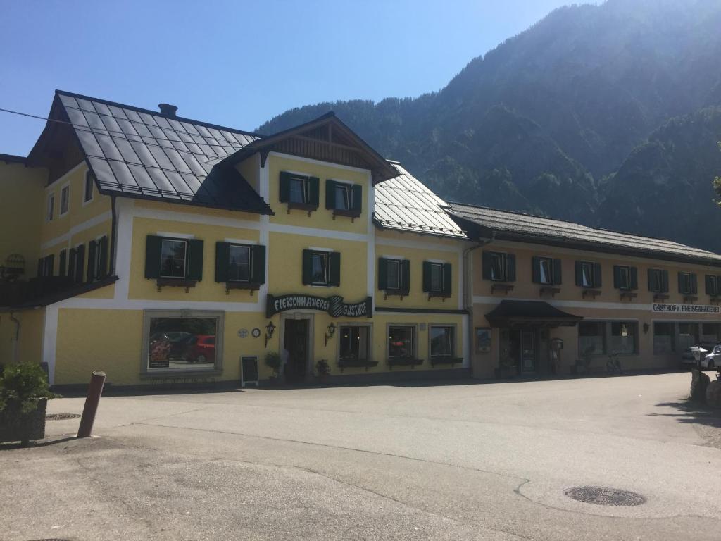 Metzgerwirt Vieh Heli, Бад-Ишль, Австрия
