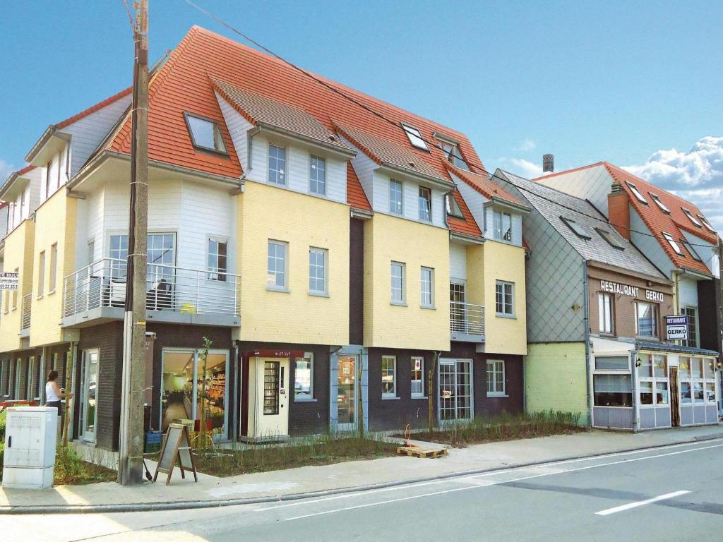 Apartment De Haan Vosseslag, Де-Хаан, Бельгия