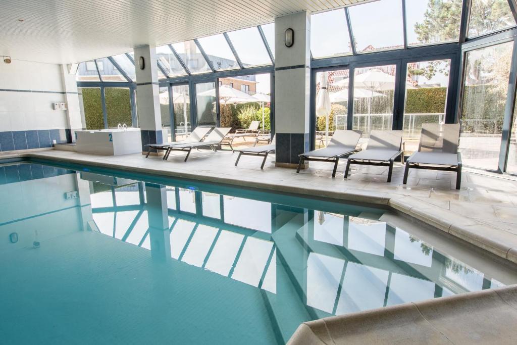 Hotel Apostroff, Коксейде-Бад, Бельгия