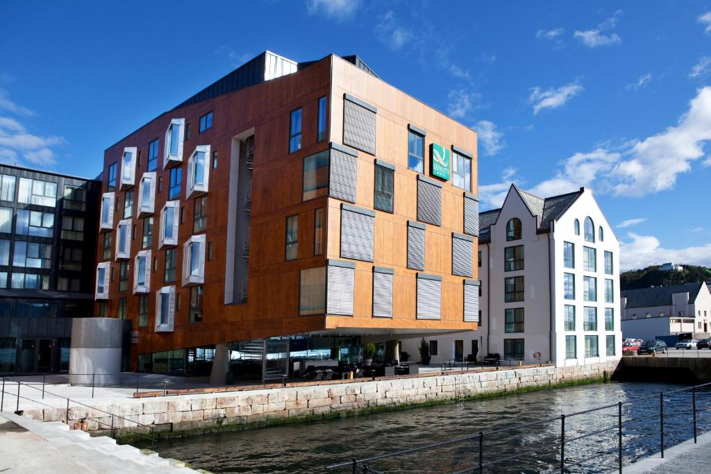 Quality Hotel Waterfront, Алесунд, Норвегия