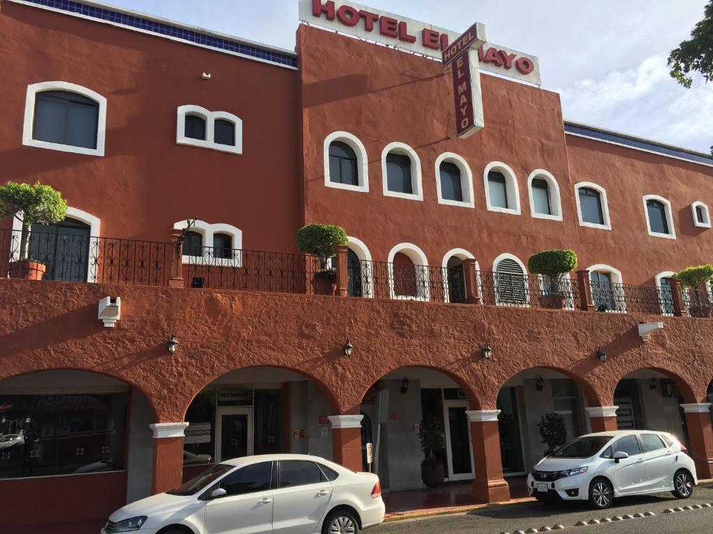 Отель Hotel el Mayo, Кульякан