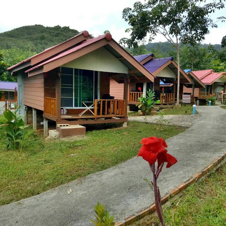 Курортный отель Phusam Big Resort, Ко Мук