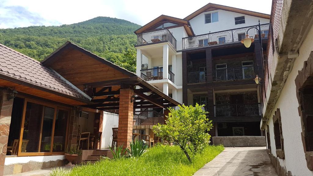 Отель Аимара, Гагра, Абхазия