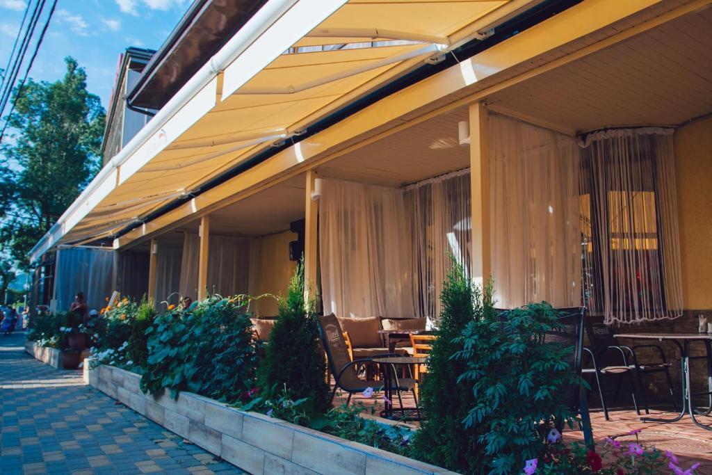 Отель Виктория, Туапсе
