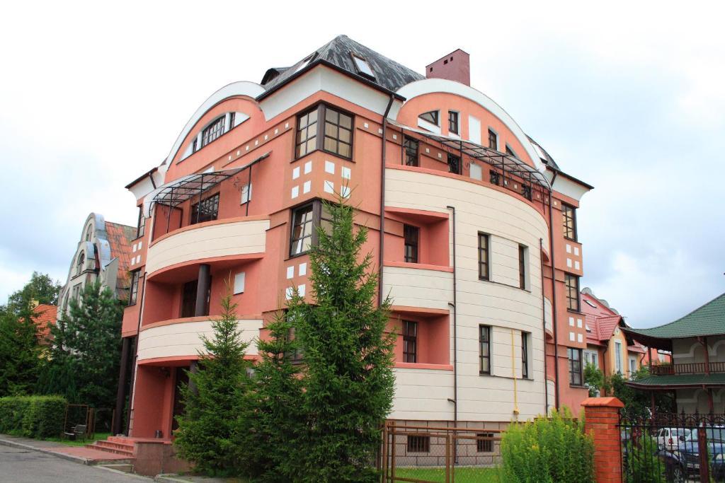 Отель Альбертина, Калининград