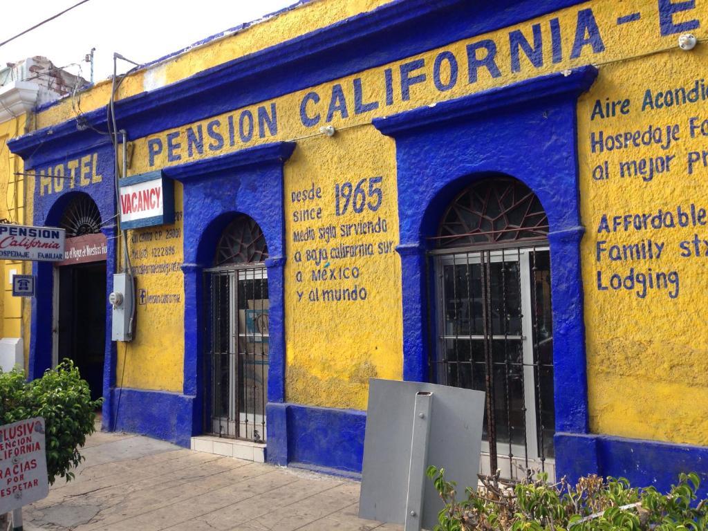 Отель Pension California, Ла-Пас