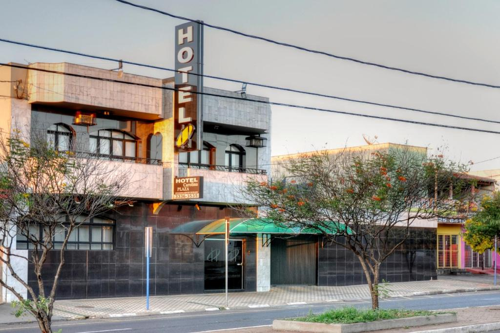 Отель Hotel Carolina Plaza, Убераба