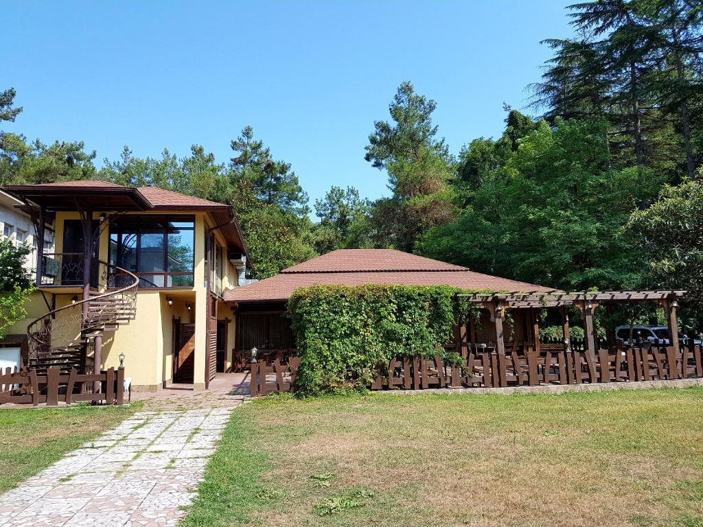 Гостевой дом Черное море, Пицунда, Абхазия