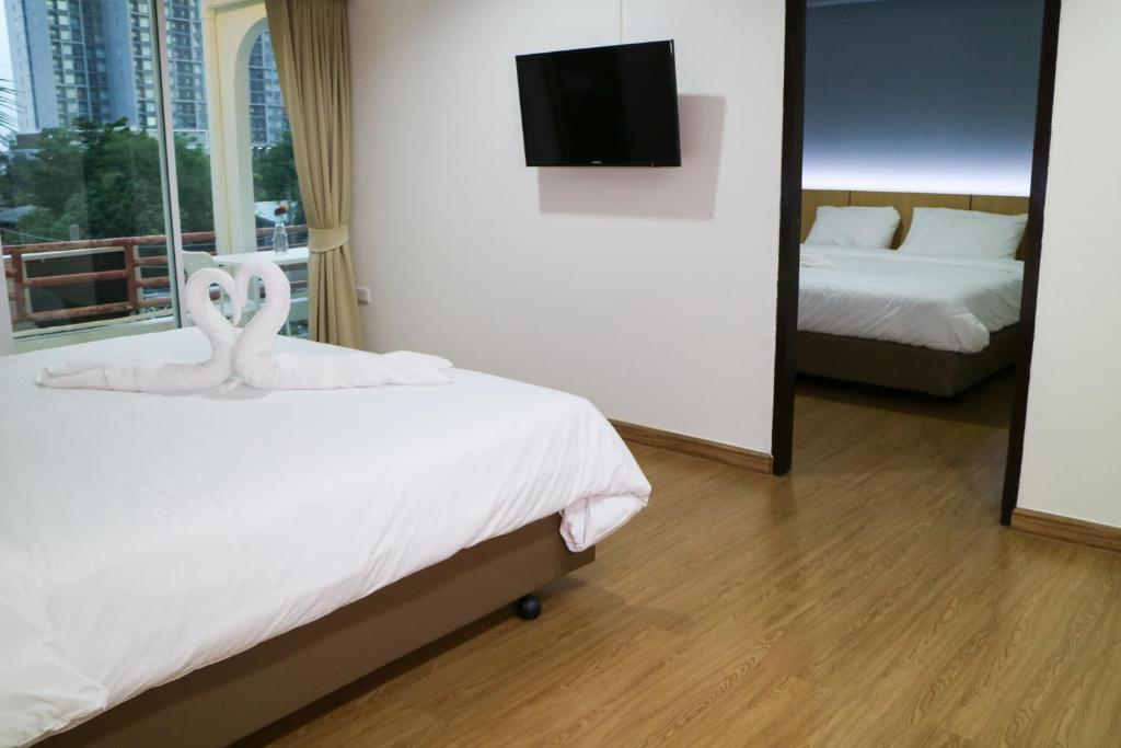 Хостел Beerapan Hotel, Бангкок