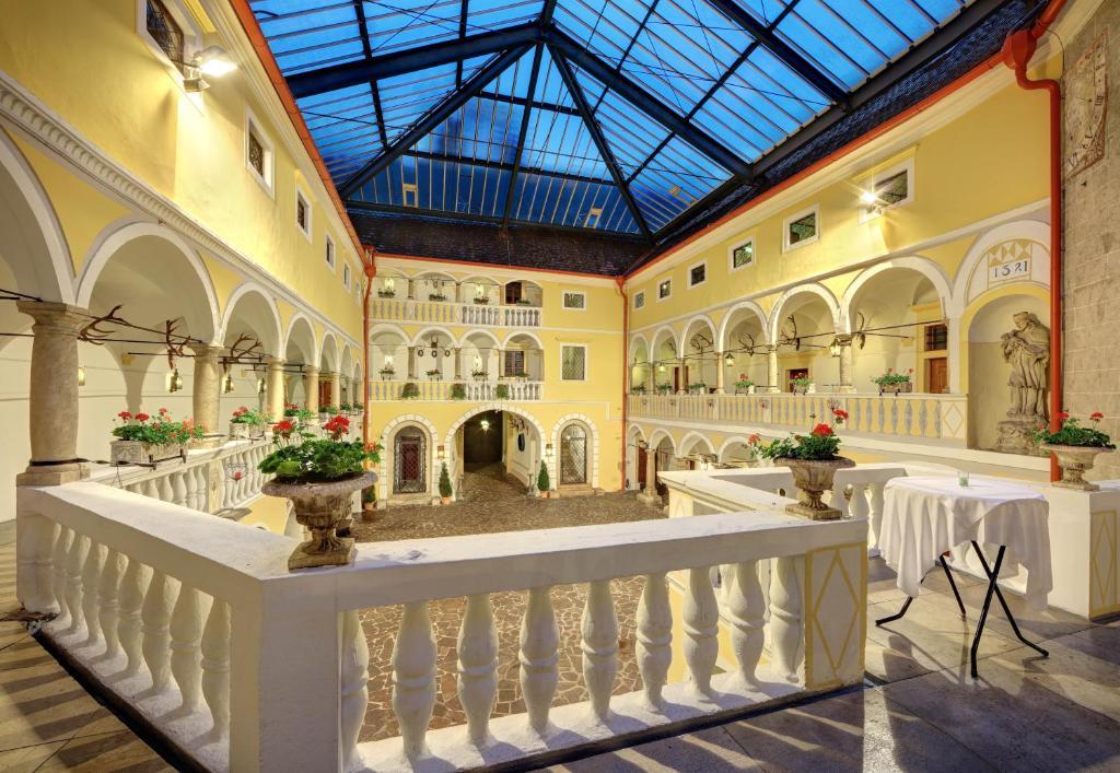 Spa Hotel Schloss Weikersdorf, Баден, Австрия