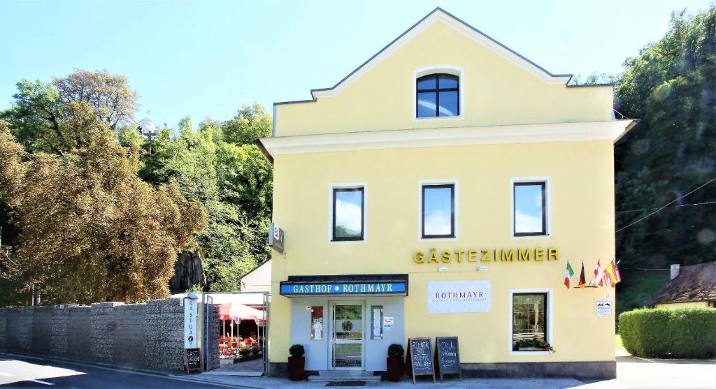 Gasthof Rothmayr, Линц, Австрия