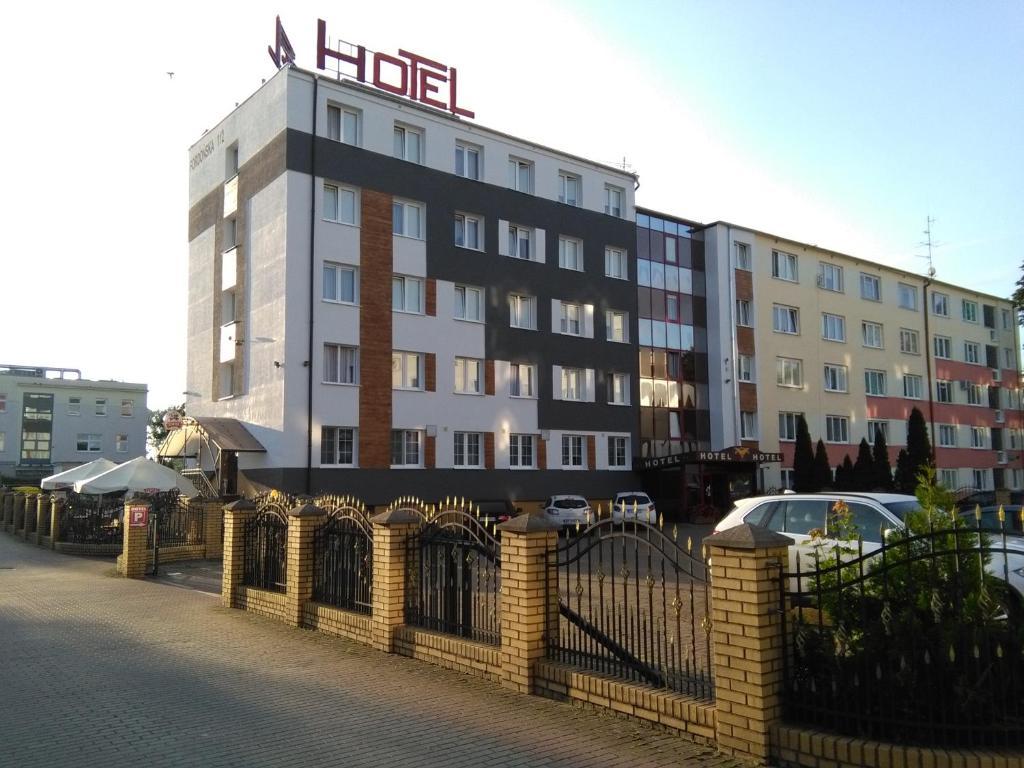Hotel Pomorski, Быдгощ, Польша