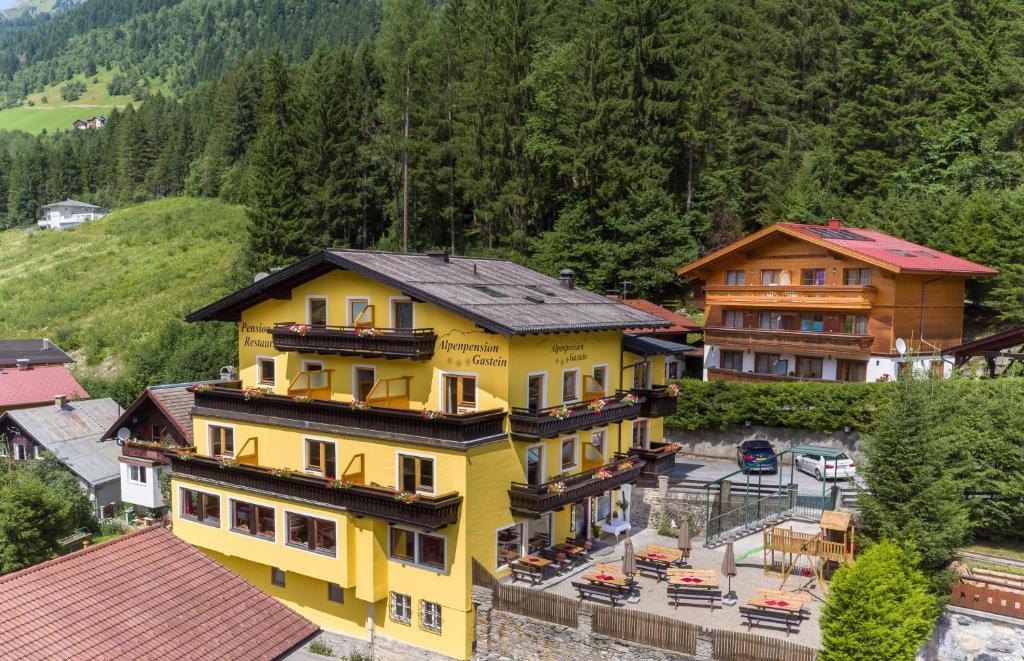 Alpenpension Gastein, Бад-Гастайн