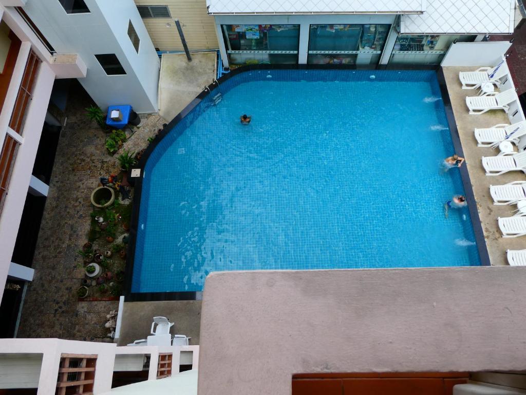 Отель Mango Lagoon Place, Бангкок