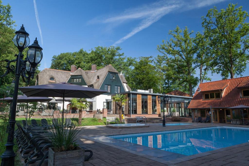 Huize Hölterhof Wellness Hotel Restaurant, Энсхеде, Нидерланды