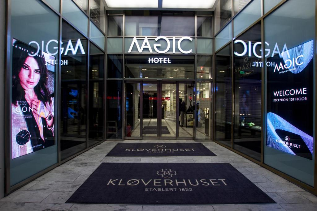 Magic Hotel Kløverhuset, Берген, Норвегия