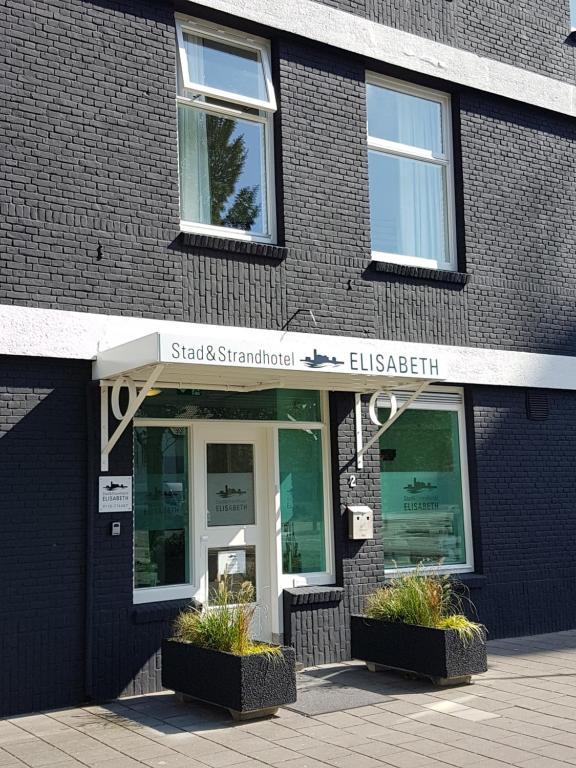 Stad & Strandhotel Elisabeth, Берген-оп-Зом, Нидерланды