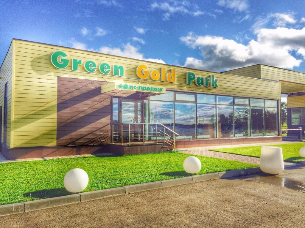 Отель Green Gold Park, Хотошино