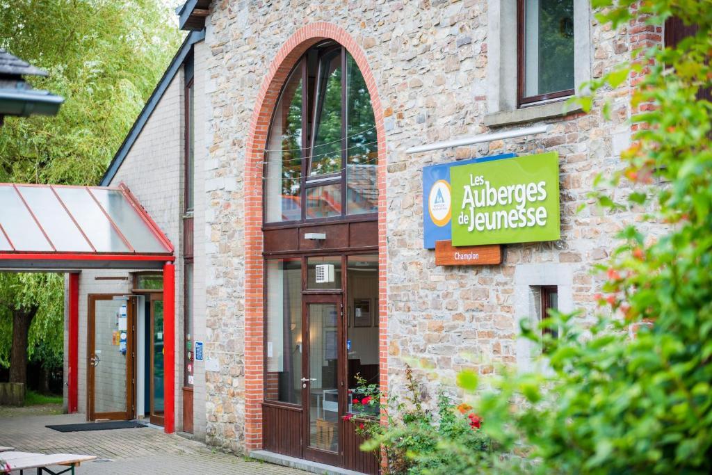 Auberge de Jeunesse de Champlon, Тенвиль, Бельгия