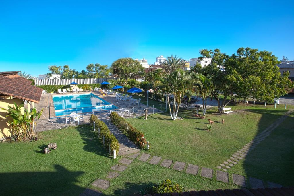 Гостевой дом Hotel Pousada Caminho da Praia, Гуарапари
