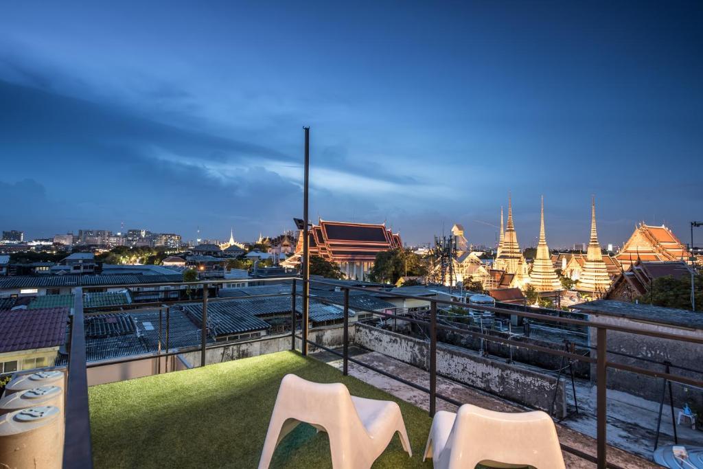 Хостел Pho Hostel, Бангкок
