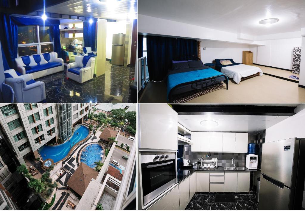 2 Floor Luxury Loft Condominium, Себу