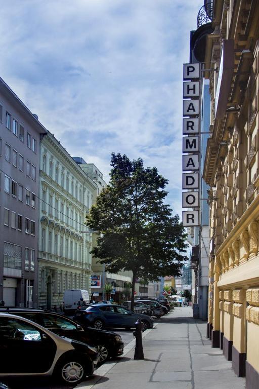 Pension Pharmador, Вена, Австрия