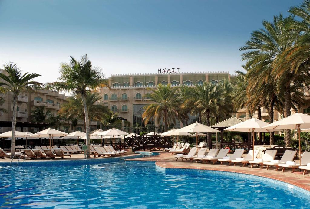 Grand Hyatt Muscat, Маскат, Оман