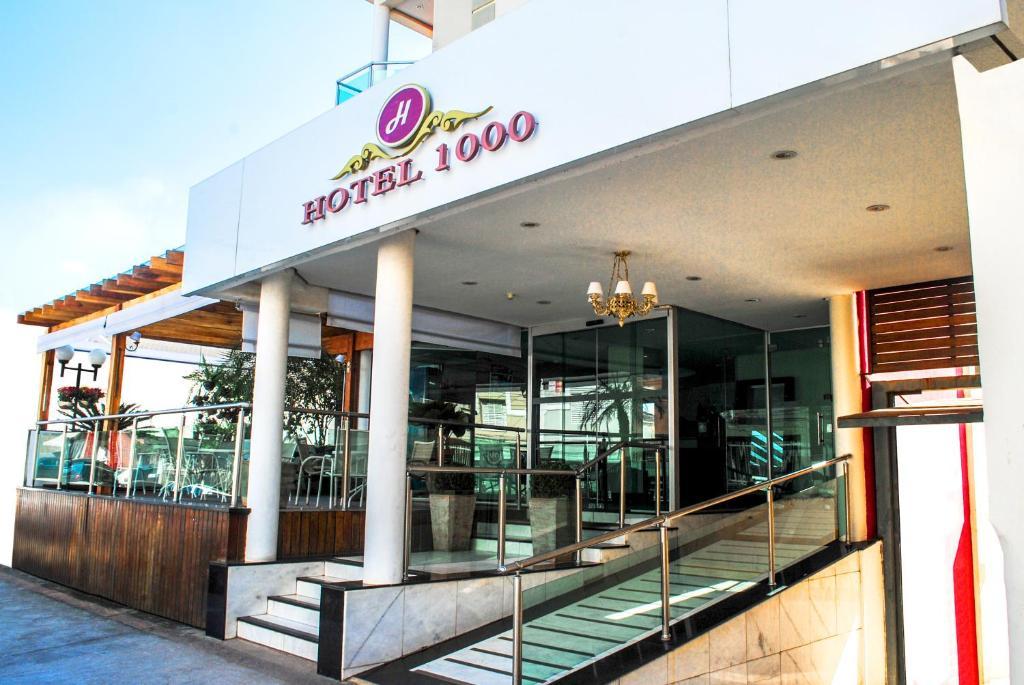 Отель Hotel 1000, Пирасикаба