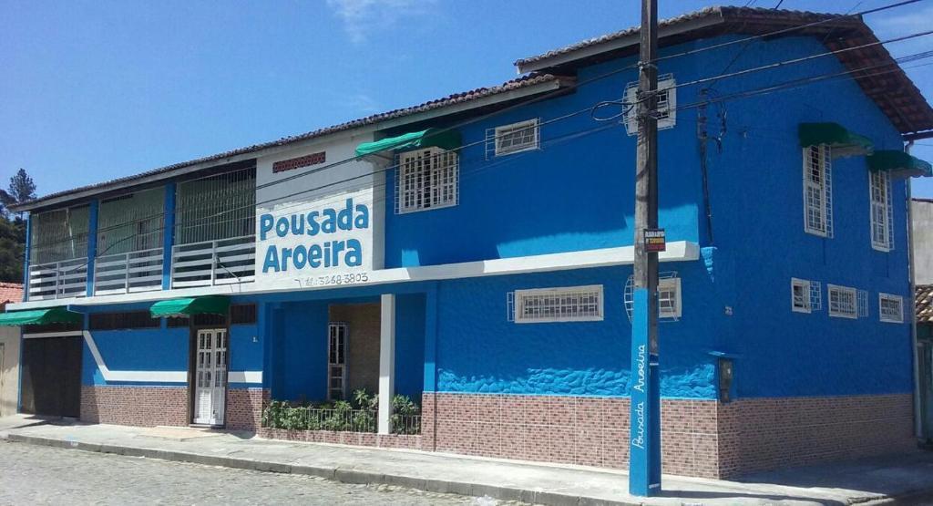 Гостевой дом Pousada Aroeira, Порту-Сегуру