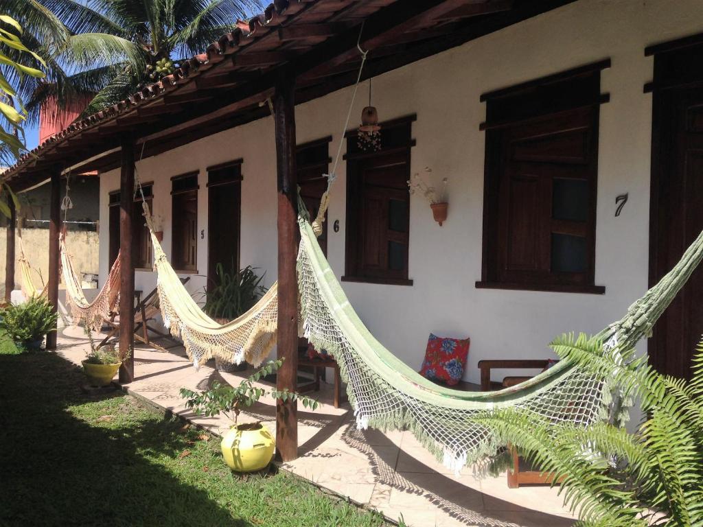 Гостевой дом Pousada Sabiá, Барра-Гранди
