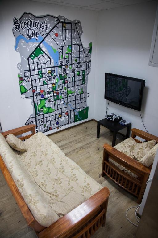Хостел Где спать, Екатеринбург