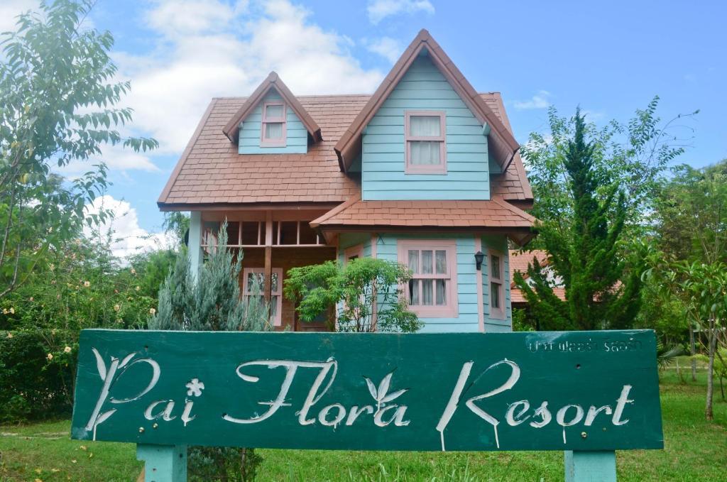 Курортный отель Pai Anya Resort, Пай