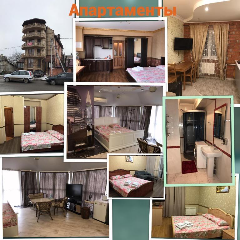Apartment on Pervomayskaya 15