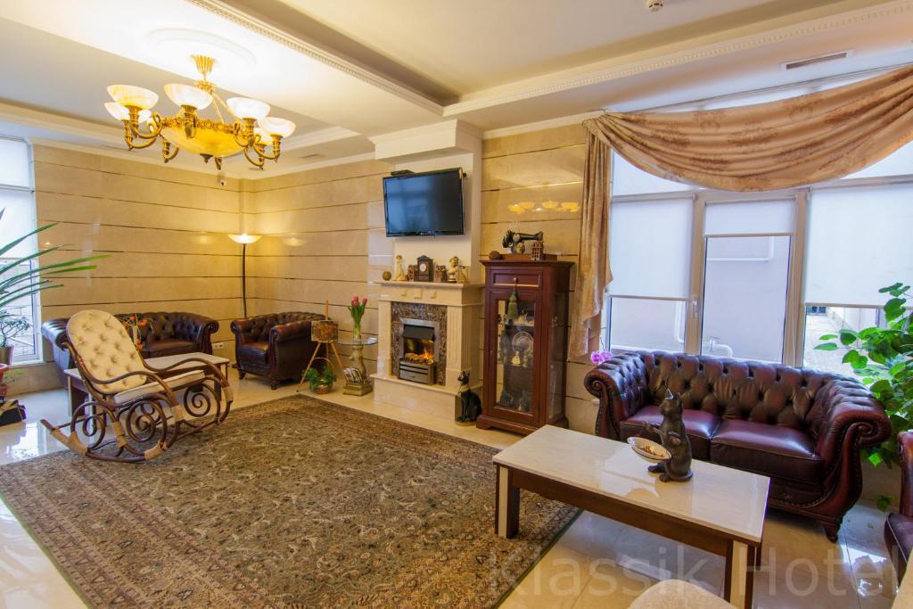 Отель Классик, Кишинев, Республика Молдова