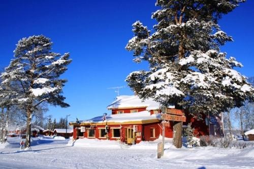 Kvanhøgd Turistsenter, Хемседал, Норвегия