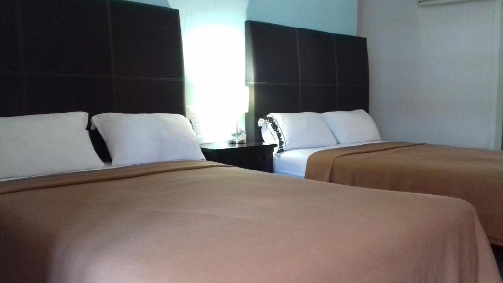 Отель Hotel Ulua, Веракрус