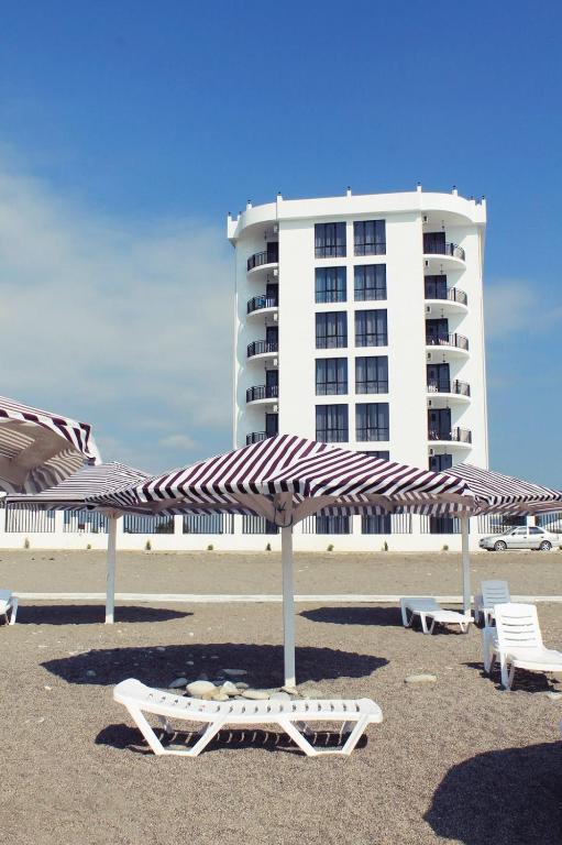 Гостиница Paradise Beach, Алахадзы