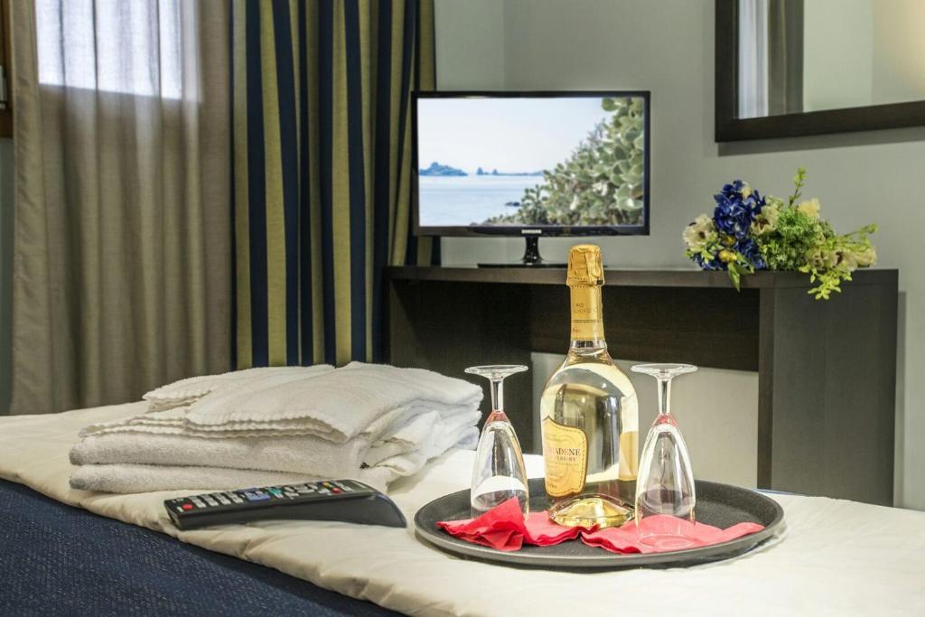 Hotel Cuore di Nesima, Катания