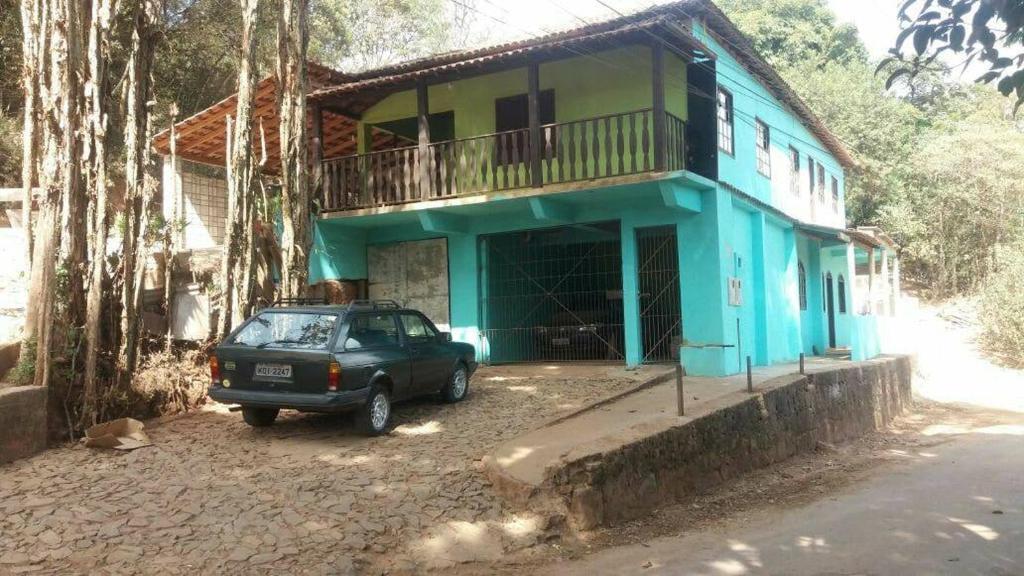 Гостевой дом Pouso das Folhas, Тирадентис