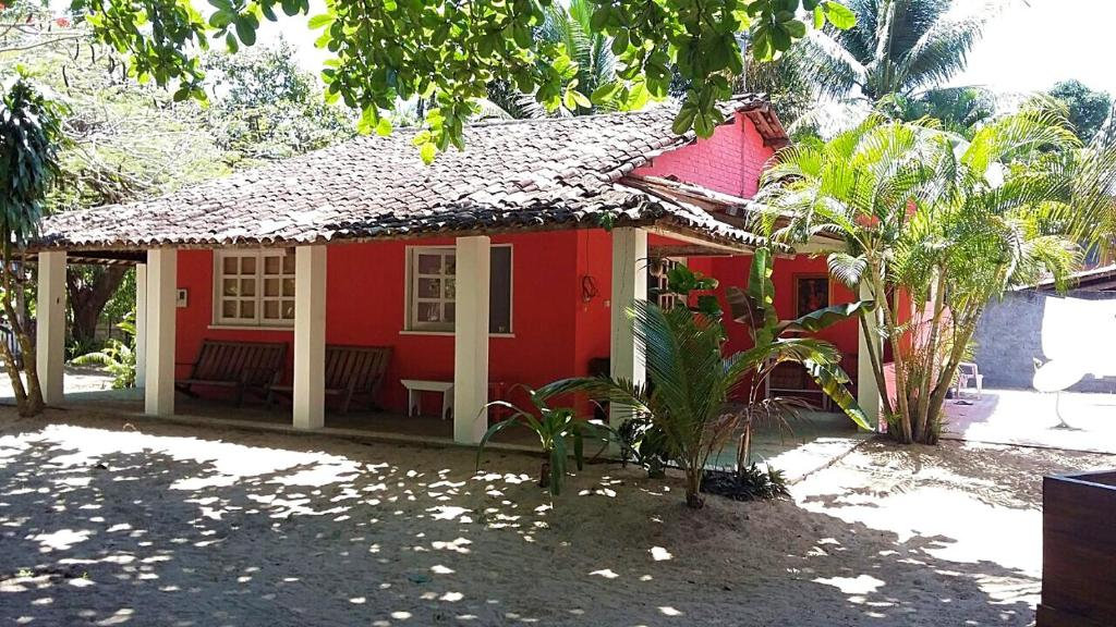 Гостевой дом Pousada Capitão da Bahia, Барра-Гранди