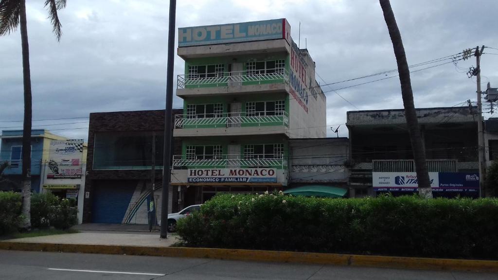 Отель Hotel Monaco, Веракрус