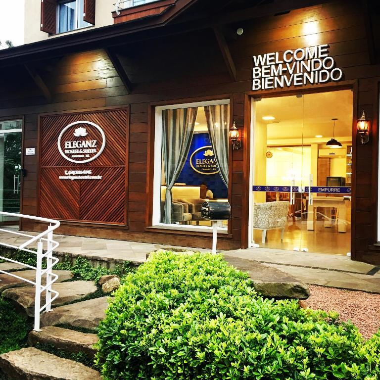 Хостел Eleganz Hostel & Suites, Грамаду