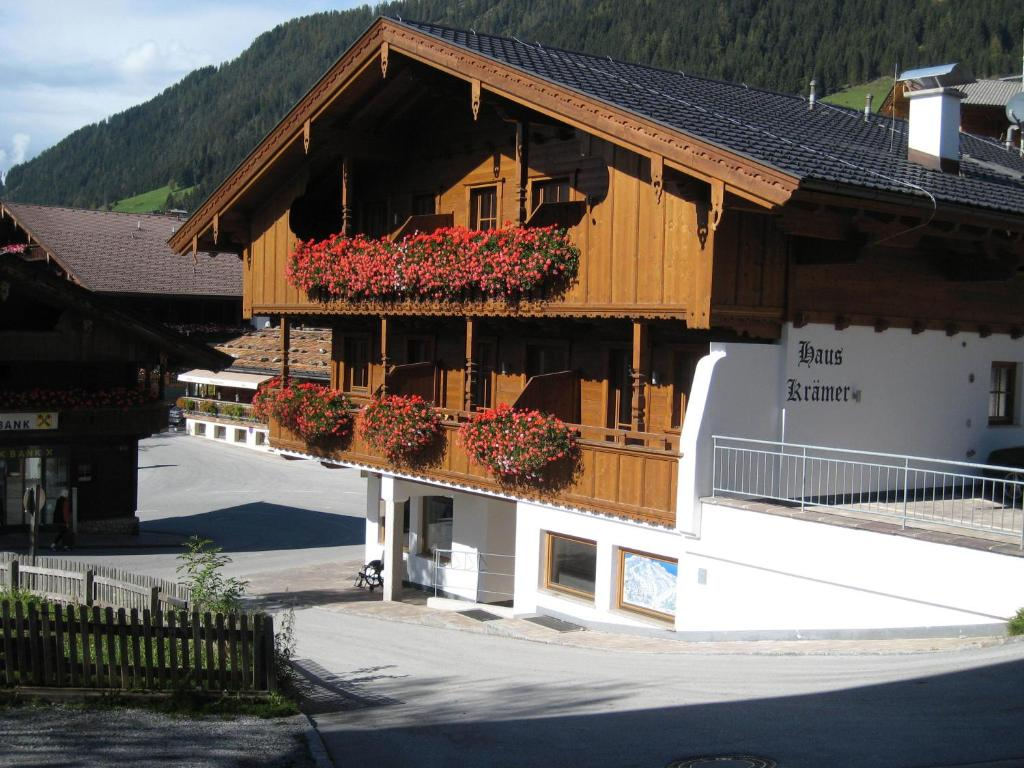 Gasthaus Jakober, Альпбах, Австрия