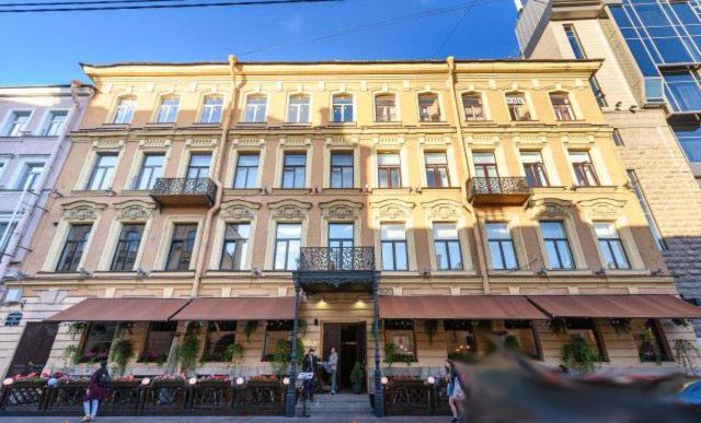 Отель Место, Санкт-Петербург
