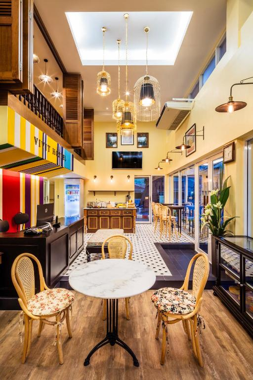 Хостел Vivit Hostel Bangkok, Бангкок
