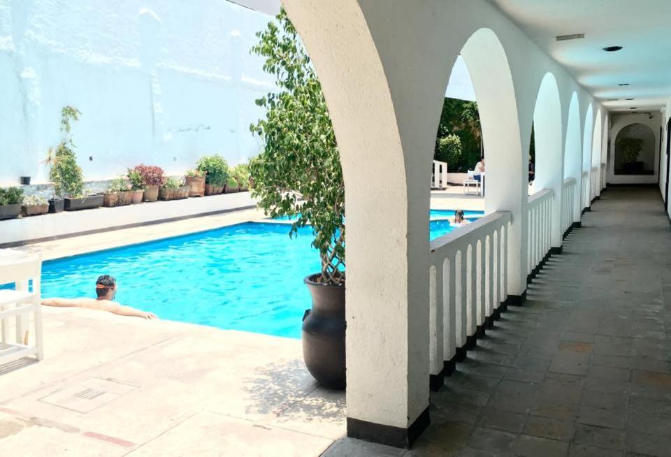 Отель Hotel Casa Calli, Чолула