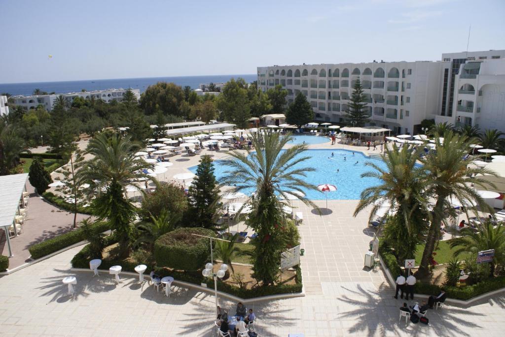 Курортный отель El Mouradi Palace, Сус